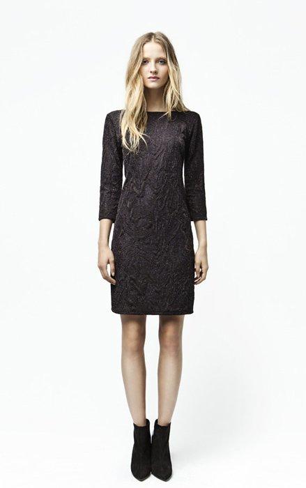 Vestido Zara Trafaluc septiembre
