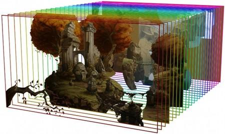 Parallax scrolling, desplazamientos con resultado 3D a partir de elementos 2D