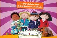 Tarjetas electrónicas personalizadas de cumpleaños para socios del Club Imaginarium