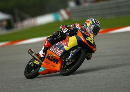 MotoGP Malasia 2012: Sandro Cortese es el primer campeón del mundo de Moto3