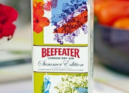 Edición especial para el verano de Beefeater