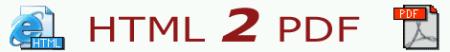 html2pdf, pasa un sitio web a un documento pdf