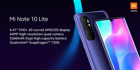 Xiaomi Mi Note 10 Lite 7