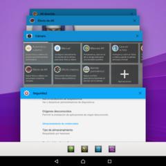 Foto 5 de 10 de la galería software-sony-xperia-z4-tablet en Xataka