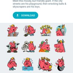 Foto 17 de 24 de la galería google-allo-stickers en Xataka Android