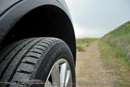Volkswagen Touareg con Michelin Latitude Sport 3