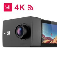 Cámara deportiva YI Discovery, con sensor Sony y grabación 4K, por 42 euros con este cupón