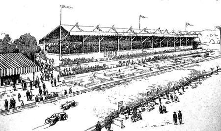 Circuito Vilafranca Tribunas 1921