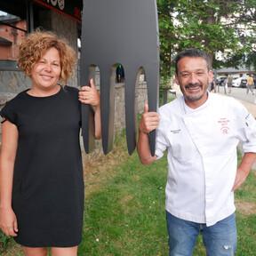 """Vidocq, alta cocina en alta montaña: """"Me decían que era imposible montar un gastronómico en Formigal"""""""