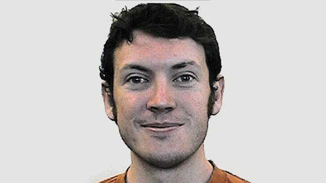 James Holmes, asesino de Batman
