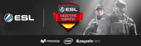 Toda la emoción de la ESL Masters vuelve en septiembre con su competición de CS:GO y de Rainbow