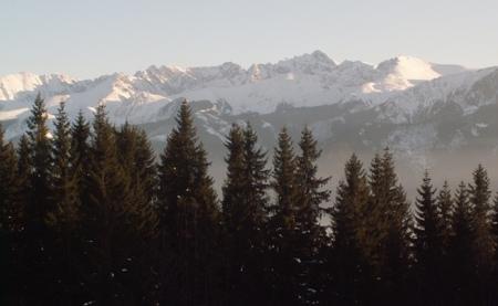Zakopane, una pequeña ciudad entre los Tatras