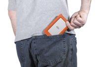 LaCie Rugged Mini, el disco duro que resiste en tu bolsillo
