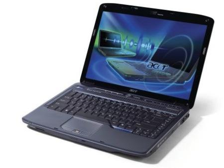 Portátiles Acer con WiMAX integrado