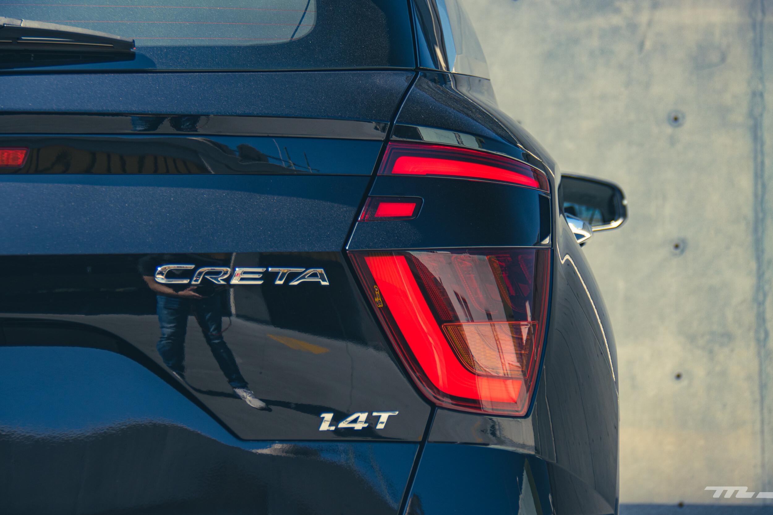 Foto de Hyundai Creta Limited Turbo: prueba de manejo en México (12/43)