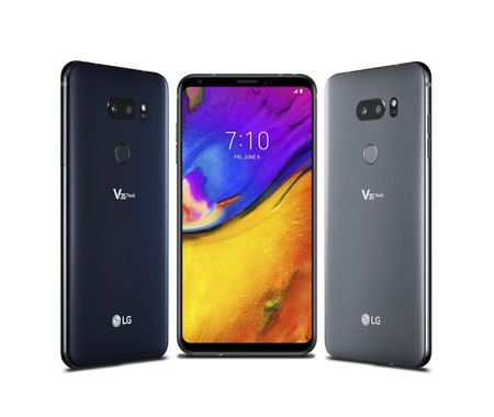 Lg V35 Thinq Colores