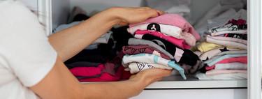 Cinco consejos para organizar el armario de los niños para la nueva temporada de otoño-invierno