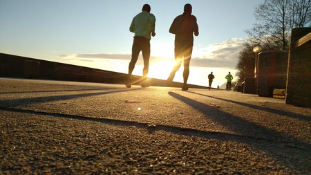 Correr en cuesta: ¿al principio o al final del entrenamiento?