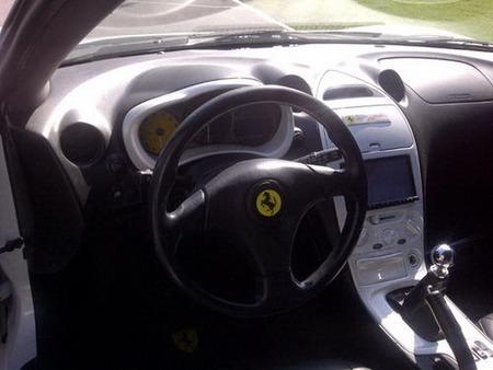 Dolorpasión™: El Toyota Celica que quiso ser un Ferrari F430