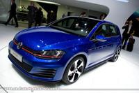 Volkswagen Golf GTI, al natural desde París
