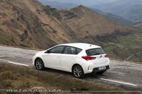 Toyota Auris Híbrido, prueba (valoración y ficha técnica)