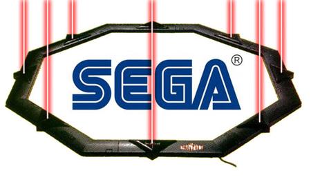 Sega y su creación más gore: 'Activator', como la Wii pero mejor