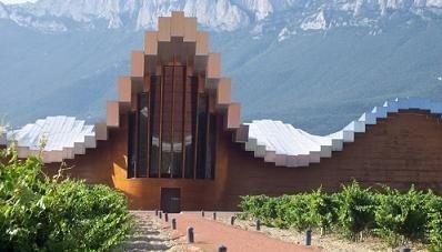Los templos del vino, Ysios