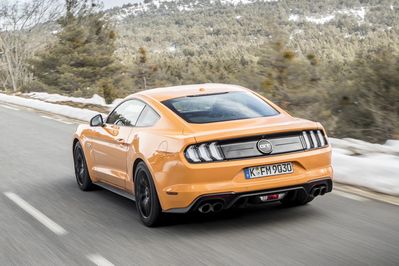 Foto de Ford Mustang 2018, toma de contacto (101/159)