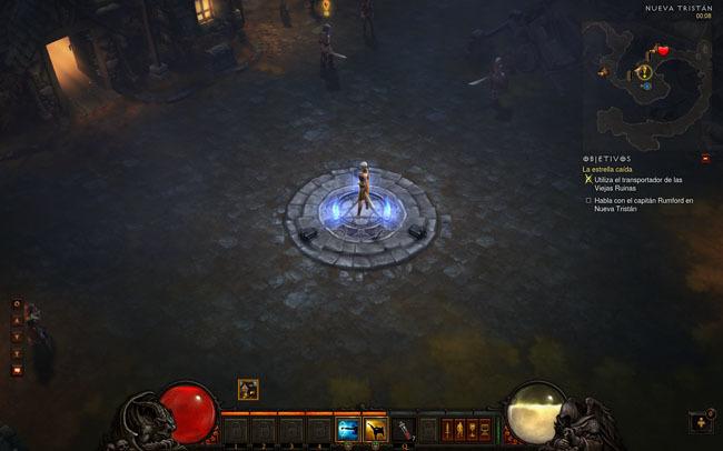 Pantallazo Diablo III