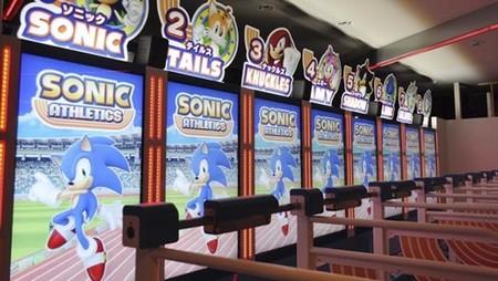 VX en corto: corriendo con Sonic y peleando con 'River City Ransom'