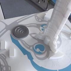 Foto 1 de 5 de la galería estacion-hyperloop-one en Xataka