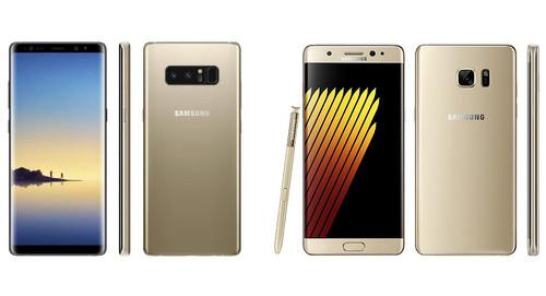 Filtradas todas las especificaciones del Galaxy Note 8: en esto se diferenciaría del Note 7