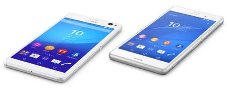 Sony Xperia C4 vs Sony Xperia Z3: parecidos pero diferentes