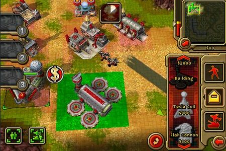 Command & Conquer: Red Alert 3 para el iPhone