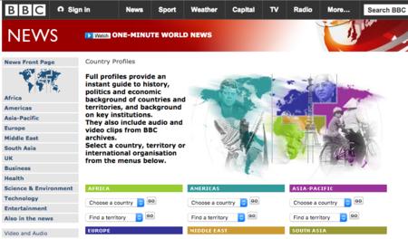 BBC Country Profiles
