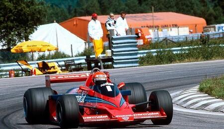 Lauda Suecia F1 1978