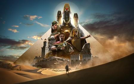 Assassin's Creed: Origins presenta el Discovery Tour, un DLC que convertirá su mundo abierto en un documental interactivo gigante