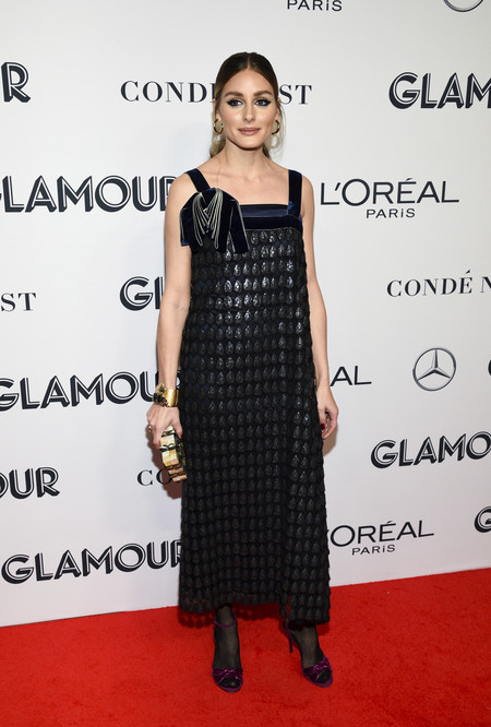 Olivia Palermo red carpet glamour women
