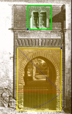 Imagen 3 20 La Proporcion Raiz De Dos En La Puerta Del Vino