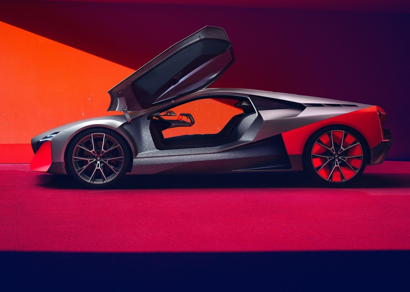 Foto de BMW Vision M Next Concept (4/25)