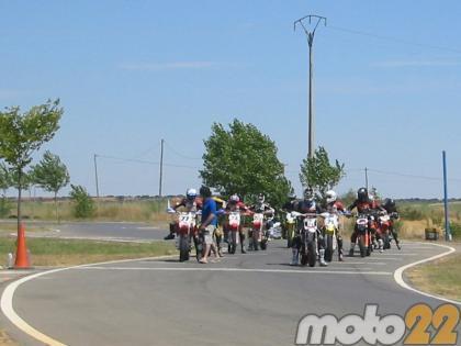 Moto22 en la competición: La carrera de la primera prueba en Castroponce