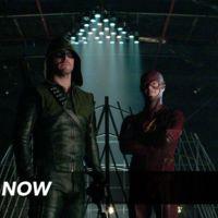 CW promociona «estilo The WB» el último tramo de las temporadas de 'The Flash' y 'Arrow': El Club de la Lucha superheroico