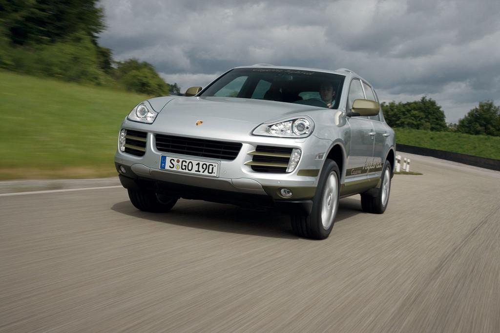 Foto de Porsche Cayenne Hybrid (1/15)