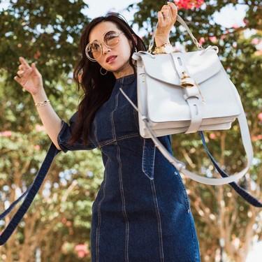Cloandos y pillados: es posible que el nuevo vestido (denim) de Zara te recuerde a uno de Attico