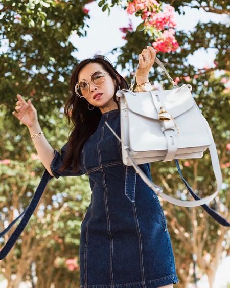 Clonados y pillados: es posible que el nuevo vestido (denim) de Zara te recuerde a uno de Attico