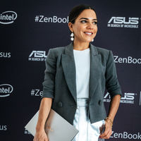 Consigue el look de Paula Ordovás en la presentación de los nuevos portátiles ZenBook de ASUS