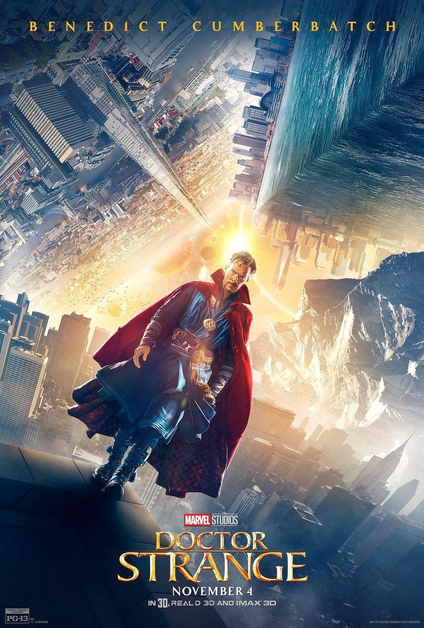 Foto de 'Doctor Strange', carteles (11/20)