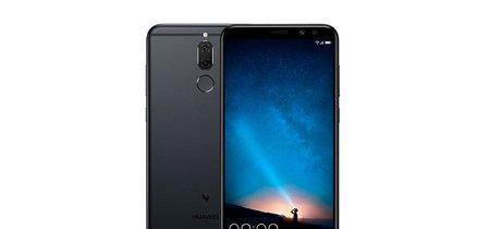 El Huawei Mate 10 Lite en color negro, de nuevo en oferta en eBay, por sólo 259 euros