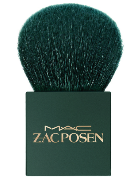 Mac Cosmetics X Zac Posen 182 Buffer Brush2