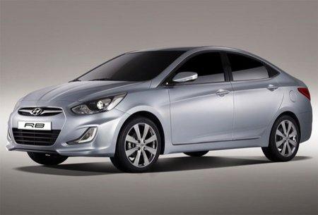 Hyundai RB Concept, un posible sustituto del Hyundai Accent